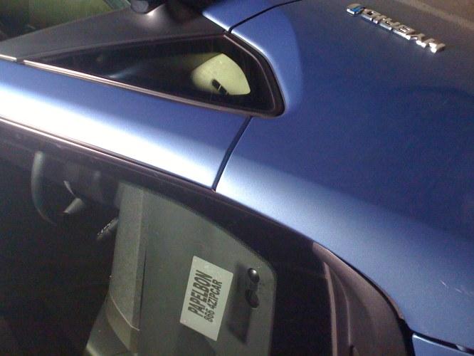 Papelbon Prius