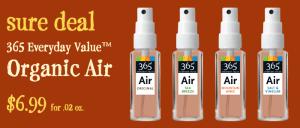 Organic Air!