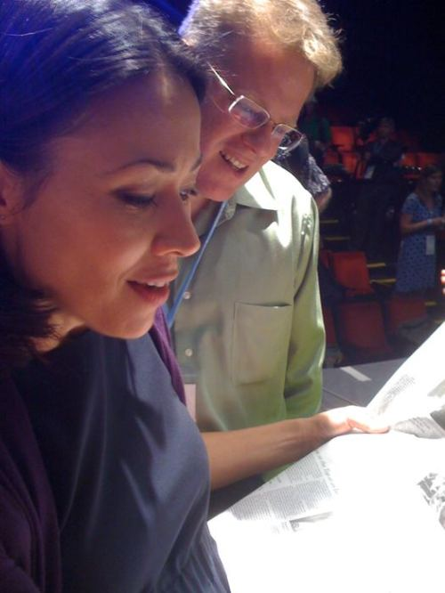 'll always remember @AnnCurry reading @zittrain in the @NYTimes on #IranElection to @Scobleizer & me at #140conf
