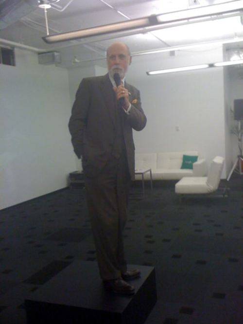Vint Cerf at Google