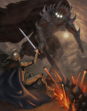 Fingolfin_and_Morgoth