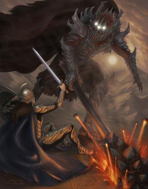 Fingolfin_and_Morgoth