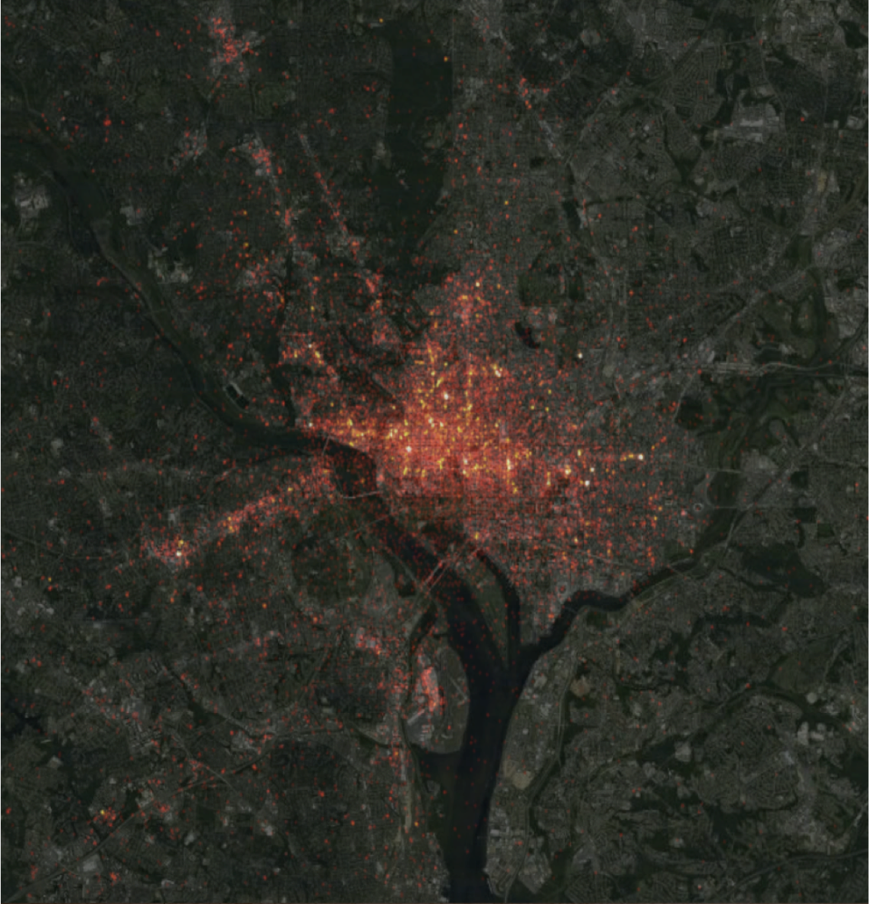 Why It Matters If Uber Execs Access User Data US Congress Loves - Uber heat map us