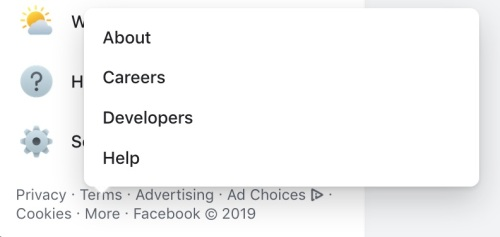 Facebook-left-menu-bottom